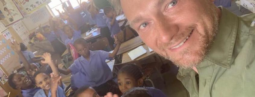 Christian Lindner zu Besuch in Omomas